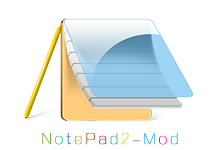文本编辑器 NotePad2-Mod v4.2.25.998 汉化绿色版